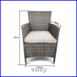 BillyOh Momo Outdoor Furniture Garden Rattan 120cm Round Dining Set