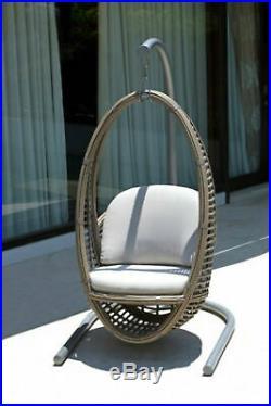 Cove Swinging Hanging Nest Chair Garden Egg Rattan Furniture Indoor Outdoor