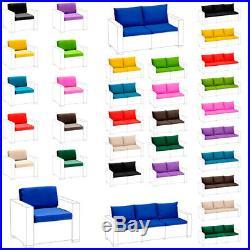 Cushion Pads for Keter Allibert California Rattan Garden Furniture Sofa Armchair