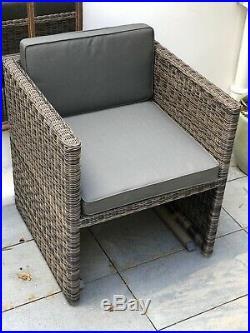 Indian Ocean Luxury Rattan Garden Furniture Set RRP £3,056
