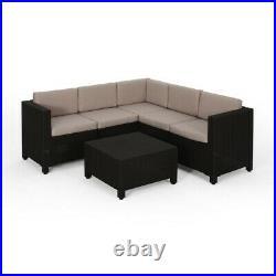 NEW CHRISTOPHER KNIGHT Corner Sofa Garden Furniture Set RRP £758 Z15 CA7