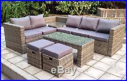 Outdoor Rattan Weave Garden Furniture Rattan Patio Set Rattan Garden Furniture