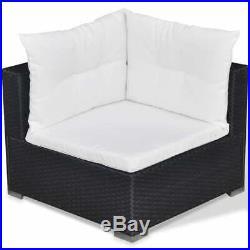 Rattan Outdoor Sofa Set Garden Furniture Set Swimming Pool Lounge Couch Patio UK