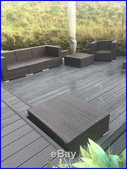 Rattan Wicker Garden Furniture